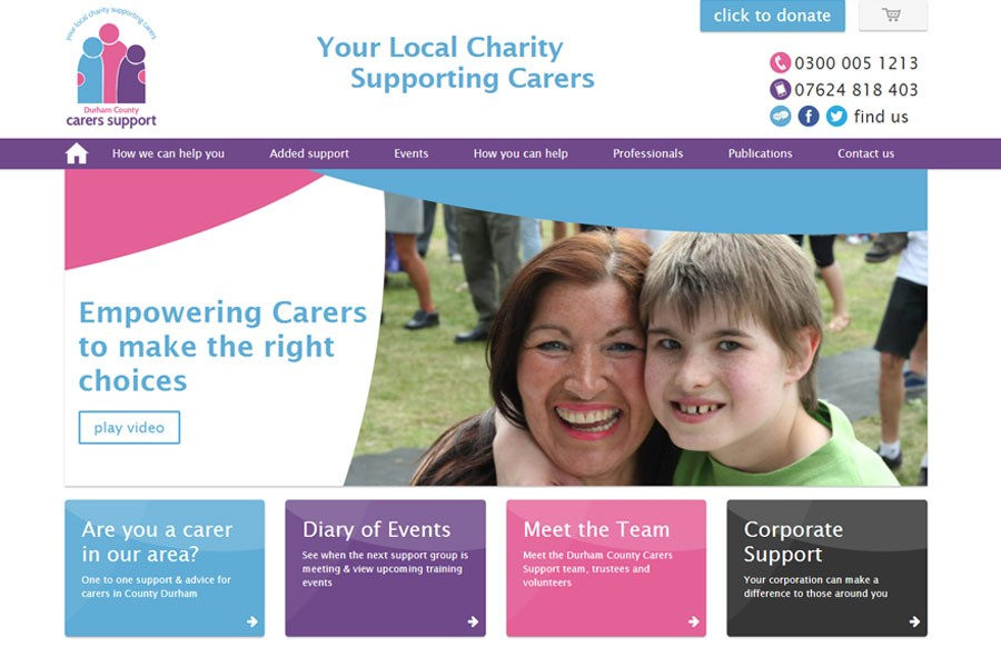 Durham County Carers Support