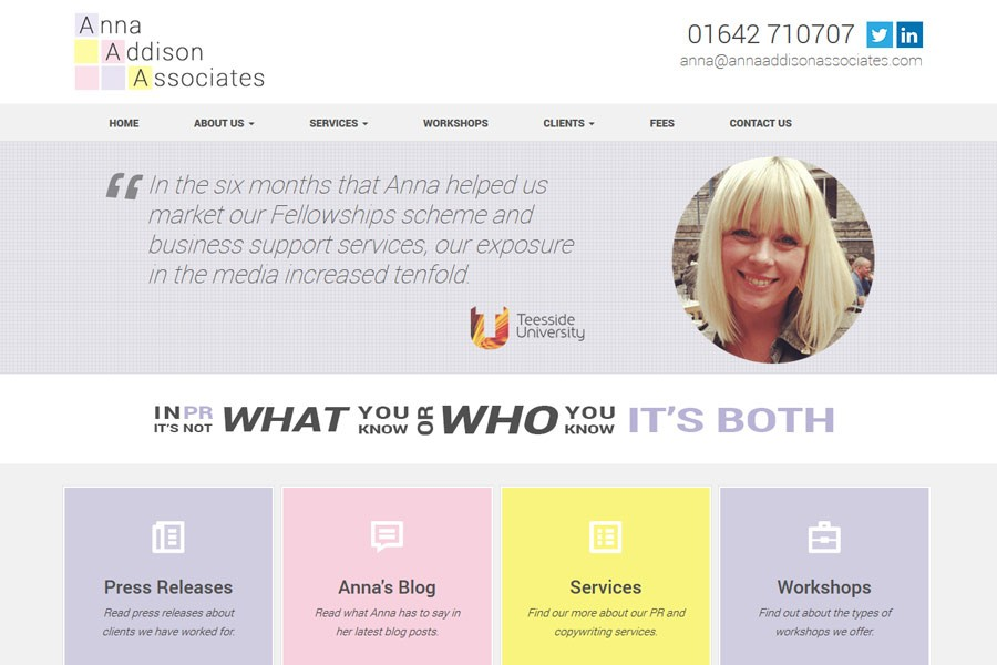 Anna Addison Associates