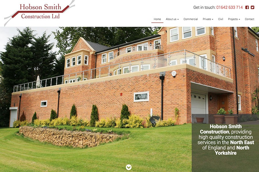 Hobson Smith Constructuion Ltd