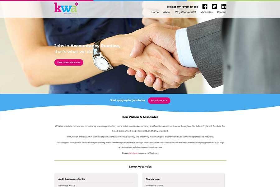 KWA Homepage