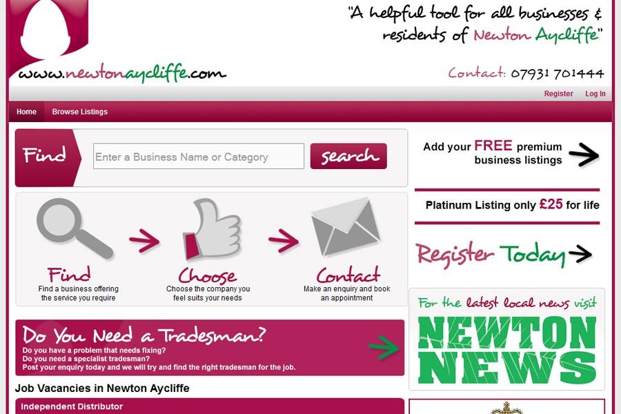 NewtonAycliffe.com