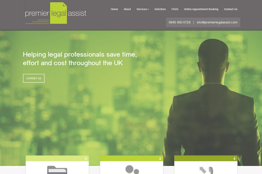 Premier Legal Assist