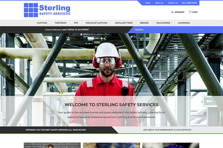 Sterling Safety