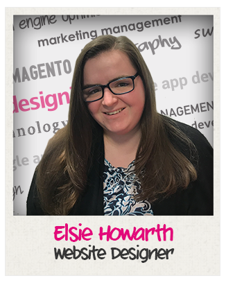 Elsie Howarth - Website Designer